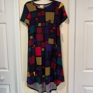 NWT small flowy Carly dress by LuLaRoe